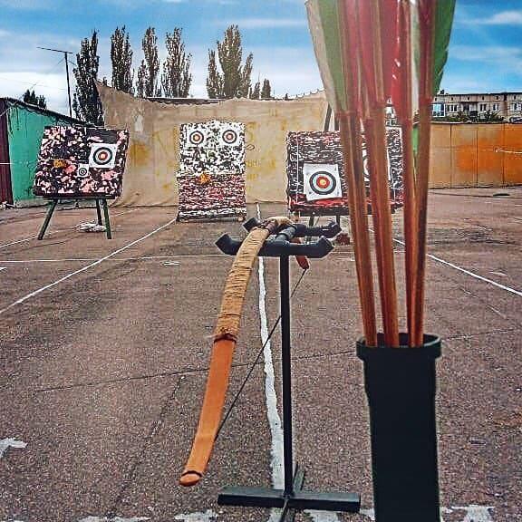 Archery range of Dobropolye4